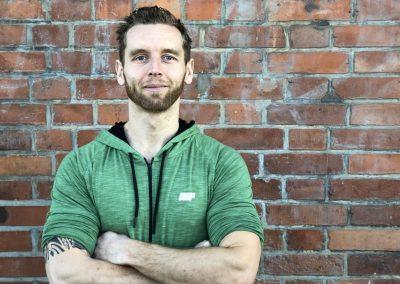 Tim - Geschäftsführer & medizinischer Fitnesstrainer